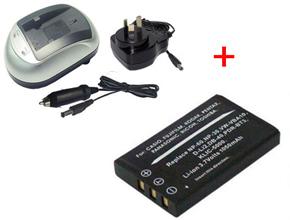 PANASONIC SV-AV100 battery