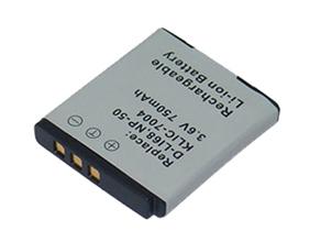 FUJIFILM FinePix F50fd battery
