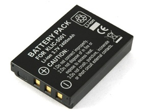 KODAK KLIC-5001 battery