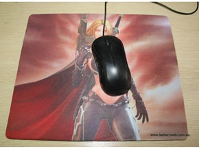 IN2 SMOOTH MOUSE MAT