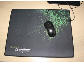RAZER GOLIATHUS OMEGA MOUSE MAT - SPEED SURFACE GAMING MOUSE PAD