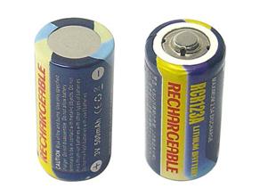 FUJIFILM DL123A battery